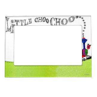 Poco Choo Choo Marcos Magneticos Para Fotos