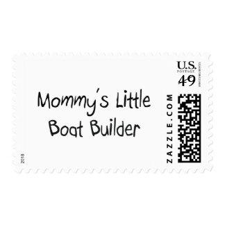 Poco constructor del barco de la mamá envio