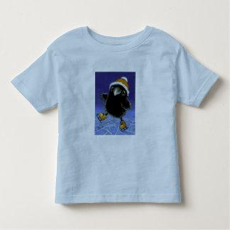 Poco cuervo remeras