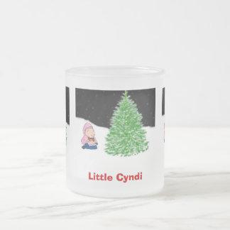 Poco Cyndi Taza De Cristal
