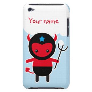 Poco diablo de Ninja del kawaii iPod Touch Cobertura
