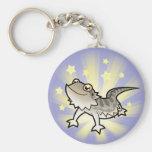 Poco dragón barbudo de la estrella/dragón de Ranki Llaveros