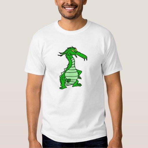 poco dragón verde playeras