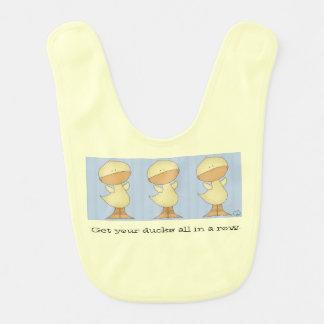 Poco Ducky Babero Para Bebé