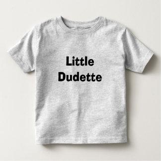 Poco Dudette Playera De Bebé