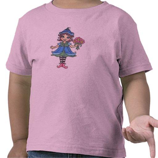 Poco Elfgirl Camisetas