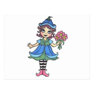 Poco Elfgirl Postal
