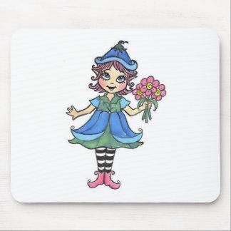 Poco Elfgirl Tapetes De Raton
