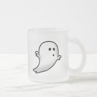 Poco fantasma taza cristal mate