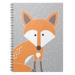 Poco Fox Cuaderno