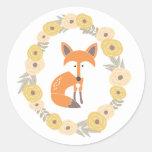Poco Fox Etiqueta