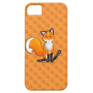 Poco Fox Iphone 5 Beaely allí encajona al compañer iPhone 5 Case-Mate Carcasas