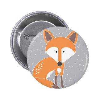 Poco Fox Pin Redondo 5 Cm
