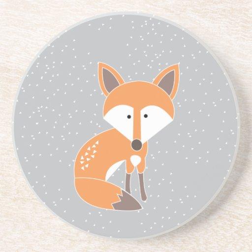 Poco Fox Posavasos Cerveza