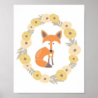 Poco Fox Póster