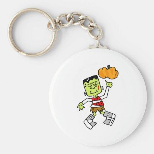 Poco Frankenstein Llavero Personalizado