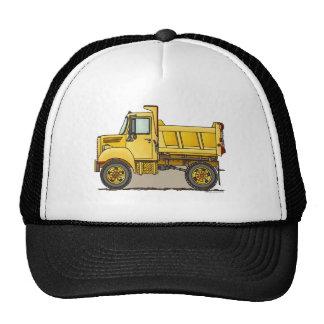Poco gorra del camión volquete