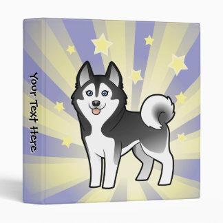 "Poco husky siberiano de la estrella/Malamute de Carpeta 1"""
