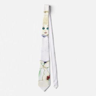 Poco lazo del ángel corbata personalizada