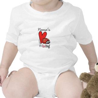 Poco Lovebug - primer el día de San Valentín Traje De Bebé