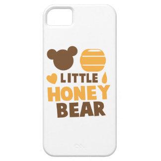 Poco oso de miel con el pote de la miel lindo iPhone 5 fundas