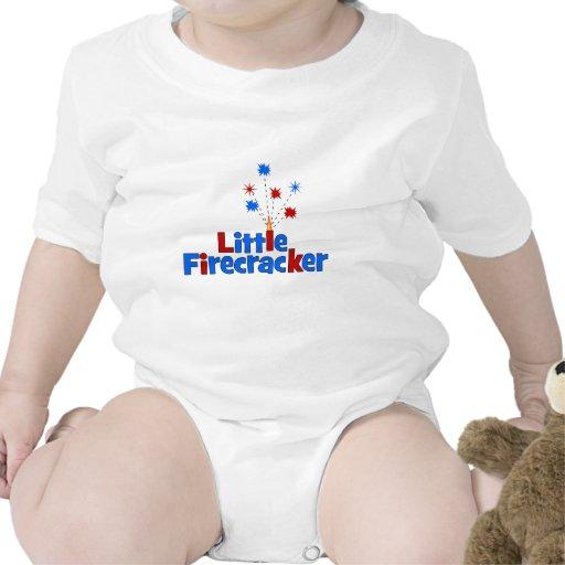Poco petardo - 4to de julio traje de bebé