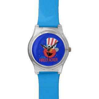 Poco petardo Elmo Relojes