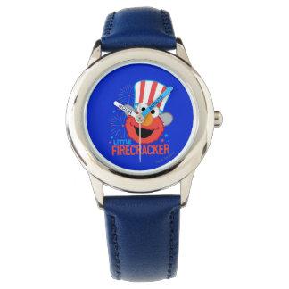 Poco petardo Elmo Relojes De Pulsera