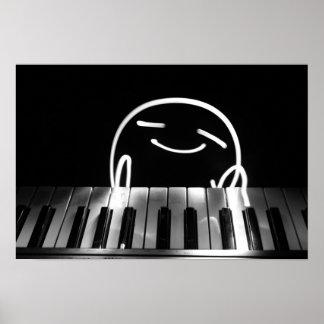 Poco pianista póster