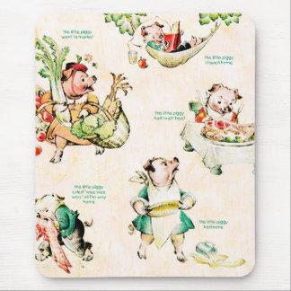 Poco Piggies Mousepad