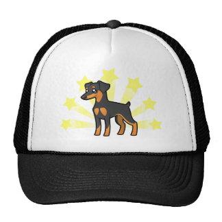 Poco Pinscher miniatura /Manchester Terrier de la  Gorra