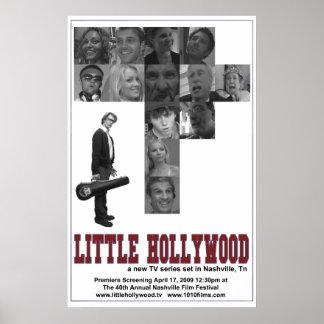 Poco poster de Hollywood (Nashville) Póster