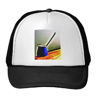 Poco pote azul gorras