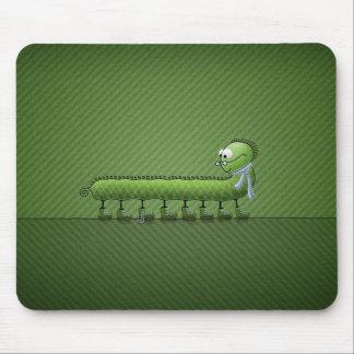 Poco problema (verde) tapetes de ratón