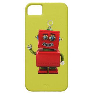 Poco robot iPhone 5 Case-Mate carcasas