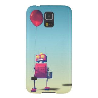 Poco robot rojo 3 del cumpleaños
