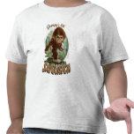 Poco Sasquatch de Grampy Camiseta