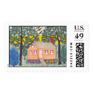 Poco sello de la casa