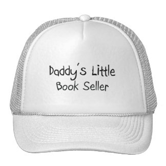 Poco vendedor del libro del papá gorros