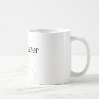 Poco zumbador taza