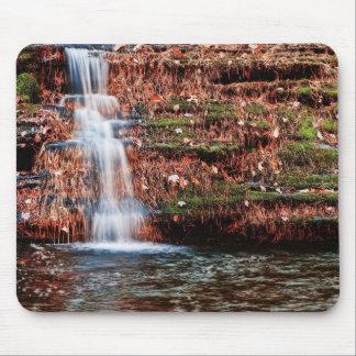 Pocono Cascade Waterfall Mouse Pads
