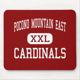 Pocono Mountain East - Cardinals - Swiftwater Mouse Pad