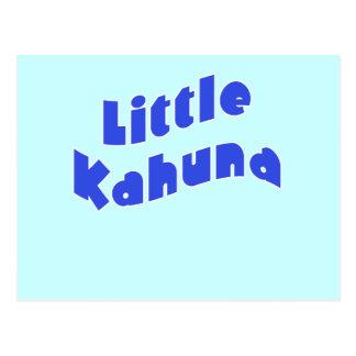 Pocos productos de Kahuna Postal