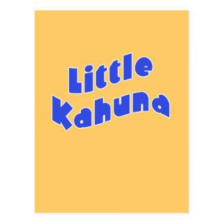 Pocos productos de Kahuna Tarjeta Postal