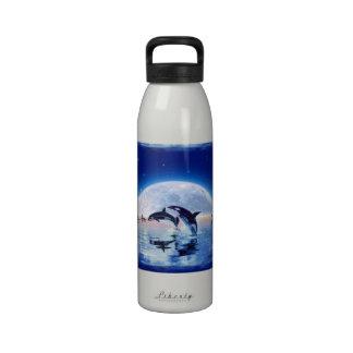 Pod of Orcas Drinking Bottle