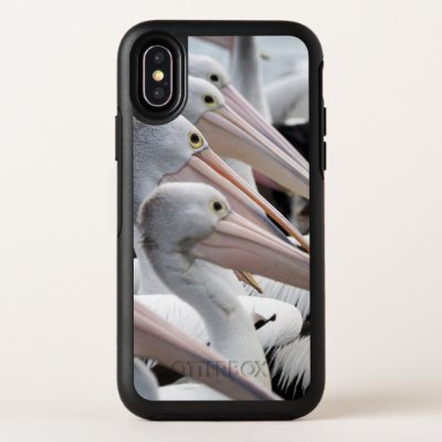 Pod of Pelicans OtterBox iPhone Case