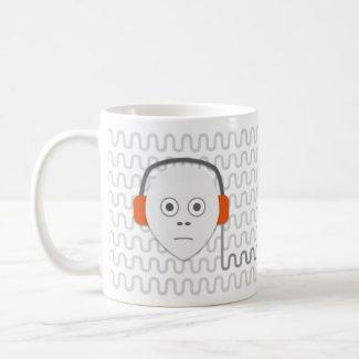 Pod Person Mug