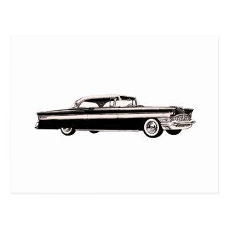 Podadoras 1956 de Packard Tarjeta Postal