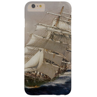 Podadoras británicas Thermopylae del té Funda De iPhone 6 Plus Barely There