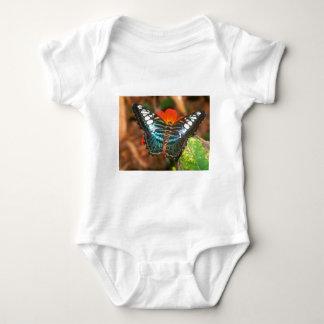 podadoras de las mariposas mameluco de bebé